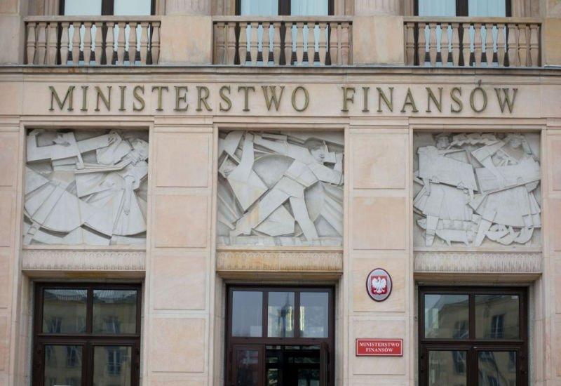 budynek Ministerstwa Finansów