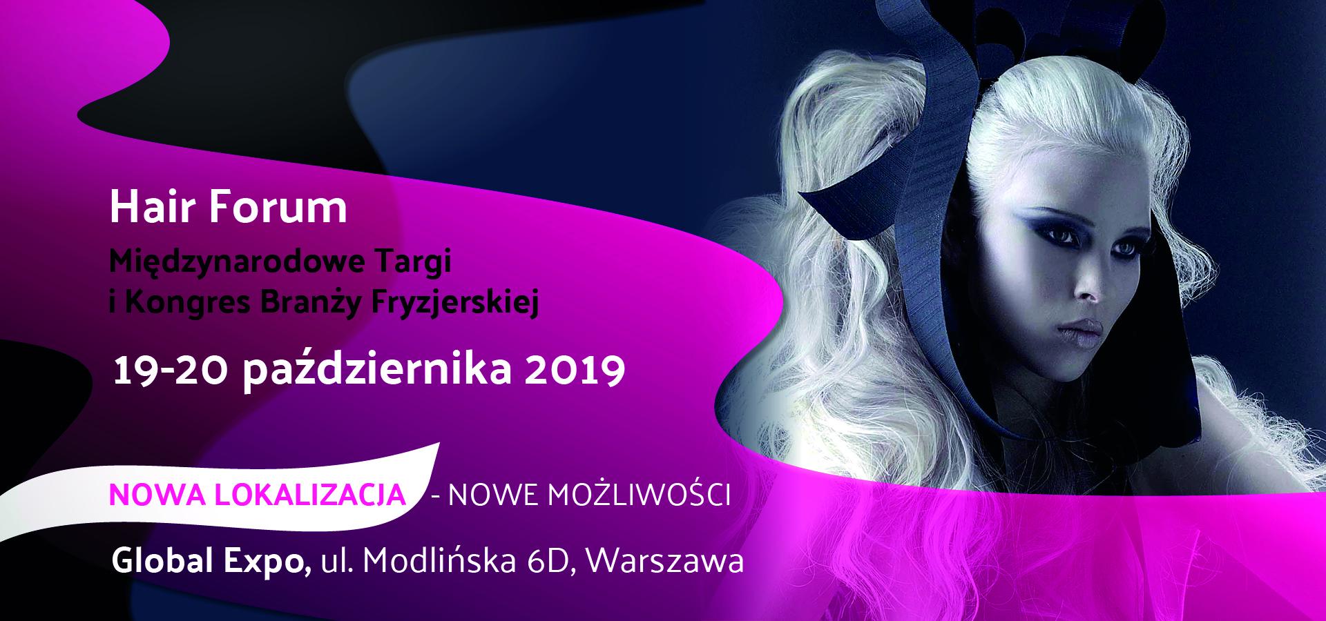 Targi Hair Forum 19.20.10.2019